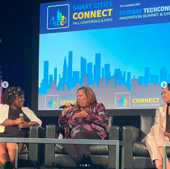 Smart Cities Connect DC