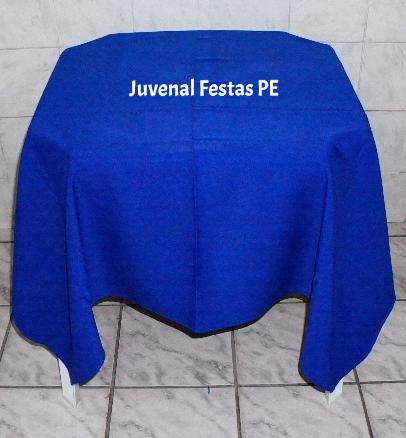 Toalha azul royal oxfor