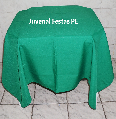 Toalha verde bandeira oxfor