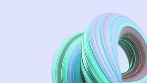 3D渦巻き