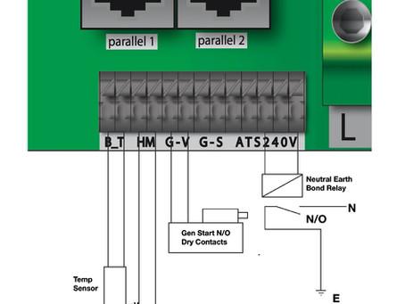 Using auto-gen start on the 5KW Inverter