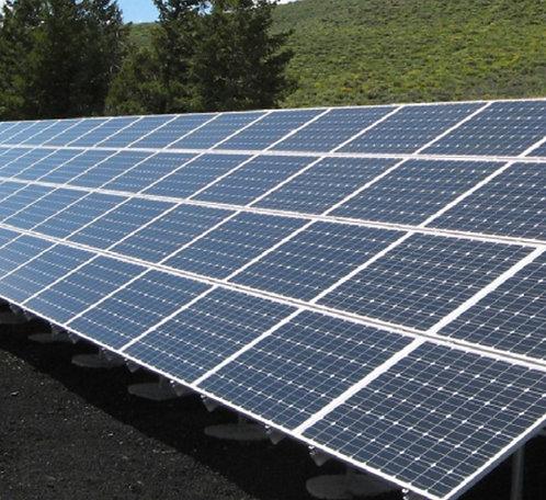 320W Solar Panel
