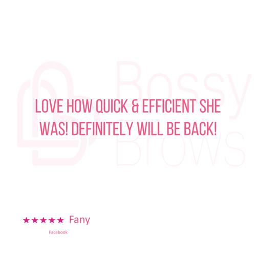 quick & efficient