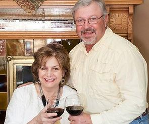 Hosts Marshall & Sandy Meyer