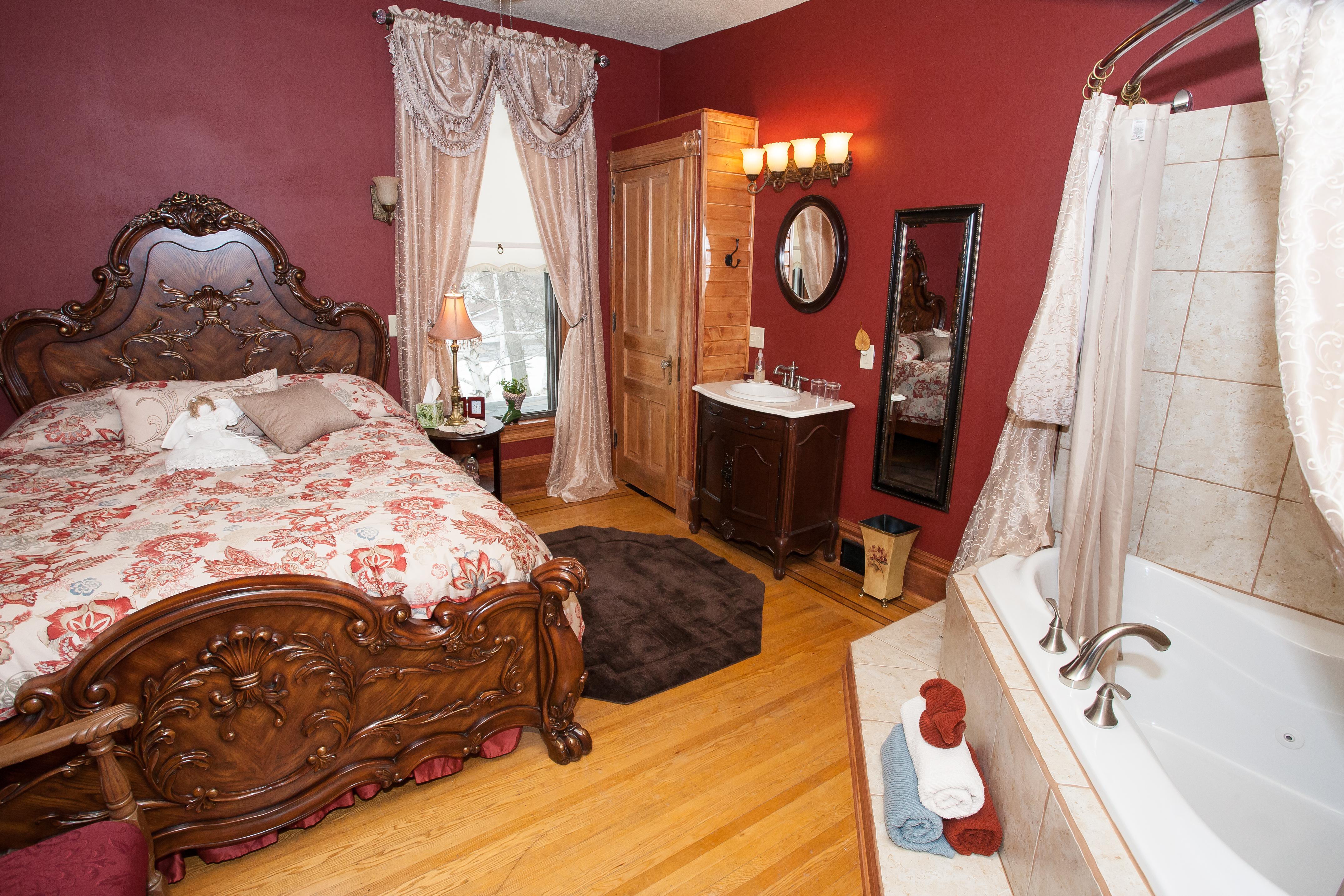 Ms Etta's Room