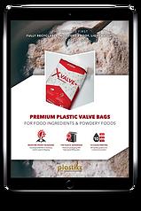 XVALVE+™ Moisture-proof Packaging