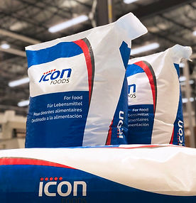 Icon Foods XVALVE™+ Packaging