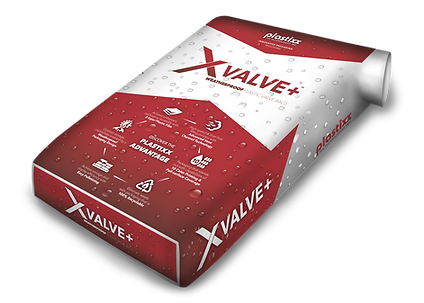 Emballage résistant aux intempéries XVALVE+™