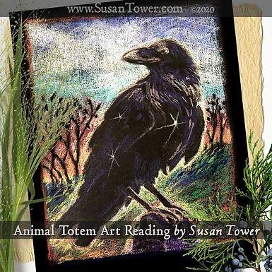 Crow Spirit Guide