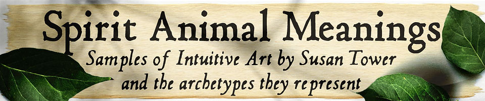 Spirit-Animal-Meanings-intuitive-art-by-