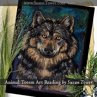 Wolf Spirit Guide
