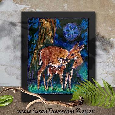 Animal-Totem-Deer-spirit-animal-by-Susan