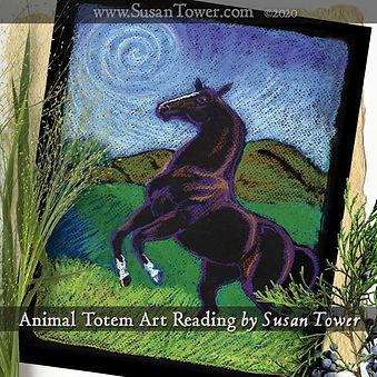 Horse Spirit Guide