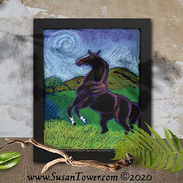 Animal-Totem-Horse-spirit-animal-by-Susa