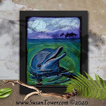 Animal-Totem-Dolphin-spirit-animal-by-Su
