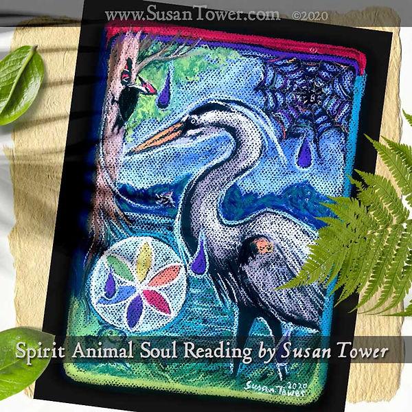 Animal-Spirit-Soul-Reading-Heron-Woodpec