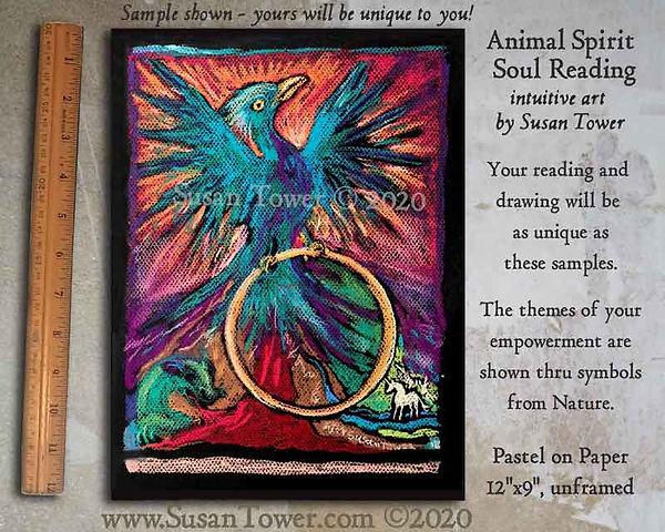 Animal-Spirit-Reading-Phoenix-by-Susan-T