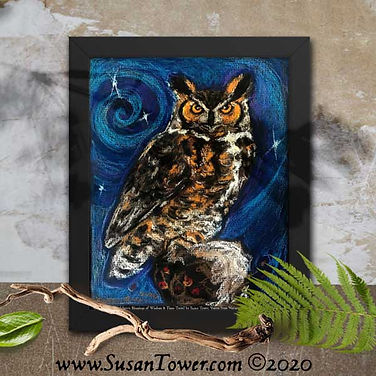 Animal-Totem-Owl-spirit-animal-by-Susan-