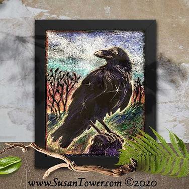 Animal-Totem-Crow-spirit-animal-by-Susan