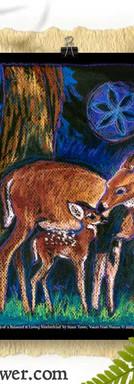 Animal-Totem-deer-spirit-Poster-Susan-Tower-8x10_800sq_w.jpg