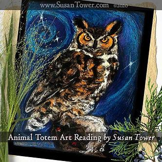Animal-Totem-Reading-Owl-spirit-animal-i