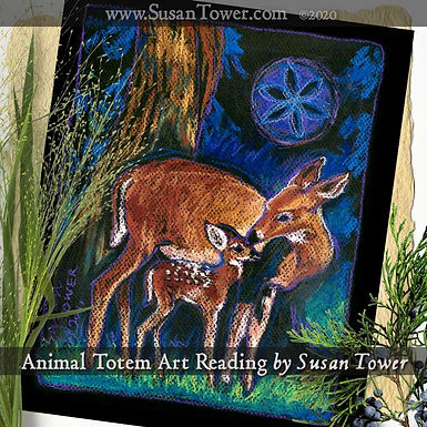 Deer Spirit Guide