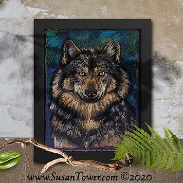 Animal-Totem-Wolf-spirit-animal-by-Susan
