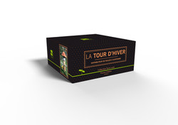 packaging POUSSE CREATIVE