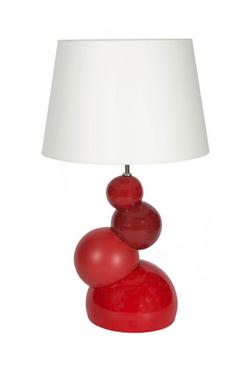 lampe BUB rouge