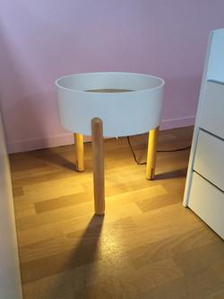 table + lampe ARTUS