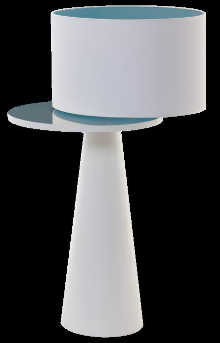 lampe OSLO bleu