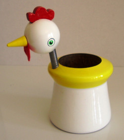 pot crayon POULE