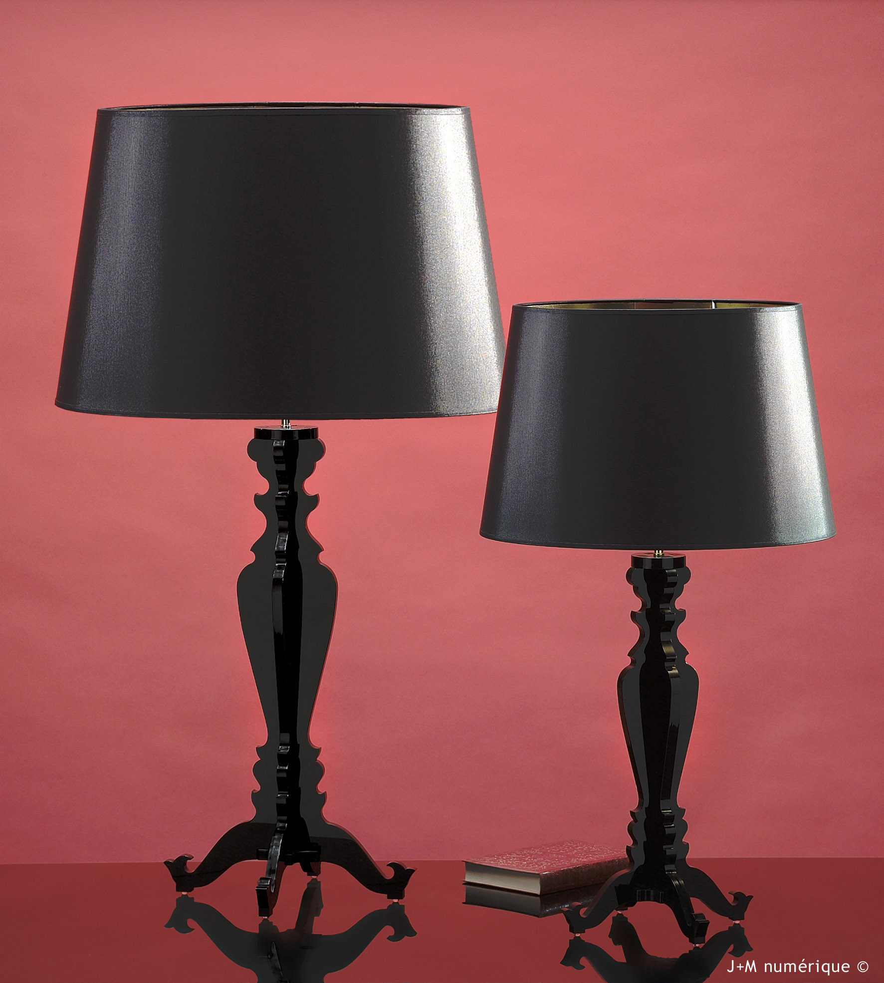 lampe BAROK