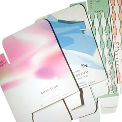 packaging étuis de parfum
