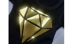 HTV plate-diamond