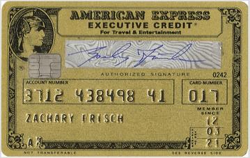 Conceptual Art Credit Card Medium Manipulation Sculpture American Express 1960s 1970s