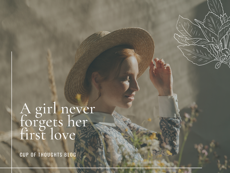 A girl never forgets her first love