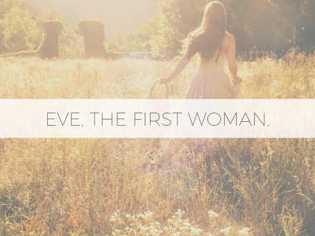 Eve. The First Woman.