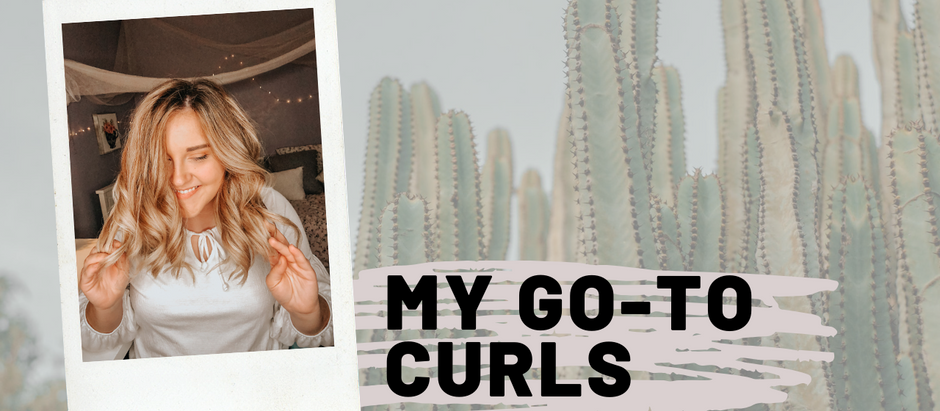 My Everyday Curls