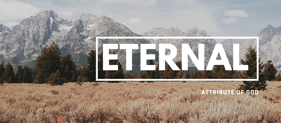 Attribute of God | Eternal
