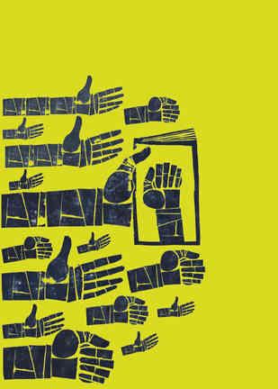 Capa para o livro ZINES NO CÁRCERE