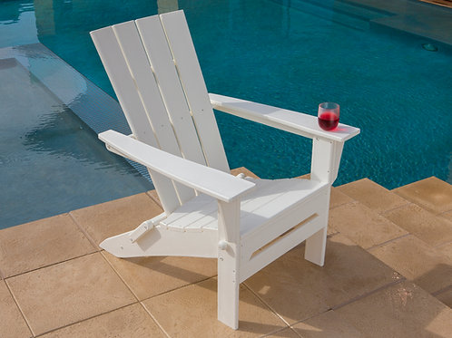 POLYWOOD® Quattro Folding Adirondack Chair