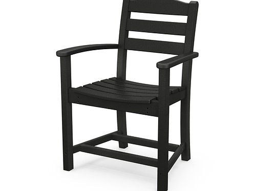 POLYWOOD® La Casa Café Dining Arm Chair