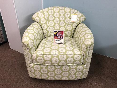 Capri Swivel Rocker Chair