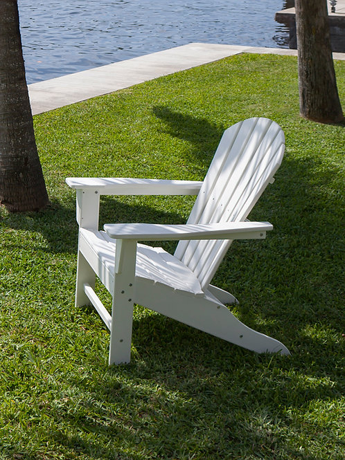 POLYWOOD® South Beach Adirondack Chair