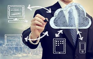 Cloud computing, technology connectivity