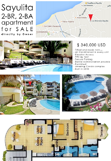 For Sale in Los Almendros