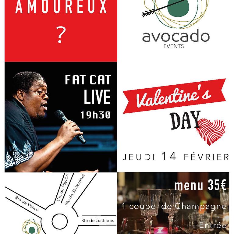 Saint-Valentin à l'Avocado !