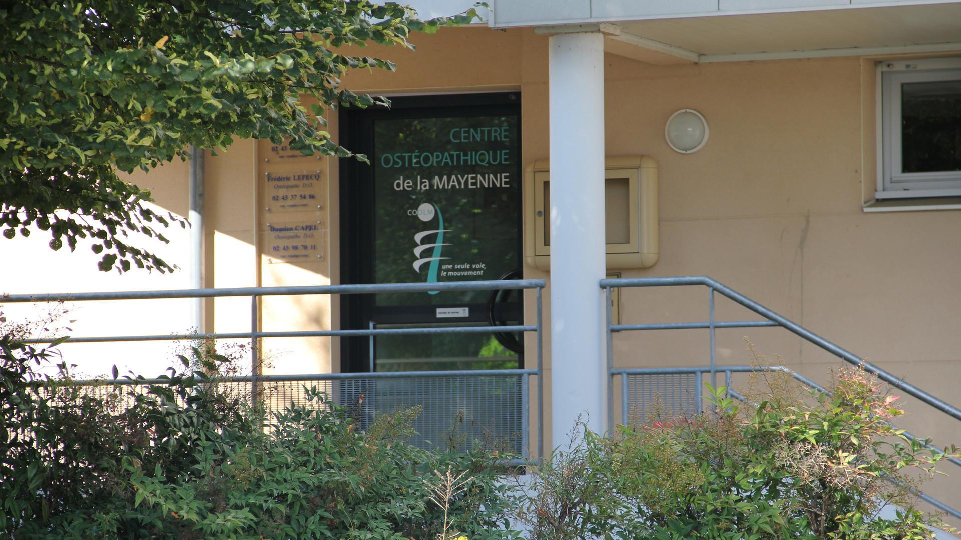 Cabinet ostéopathie Laval