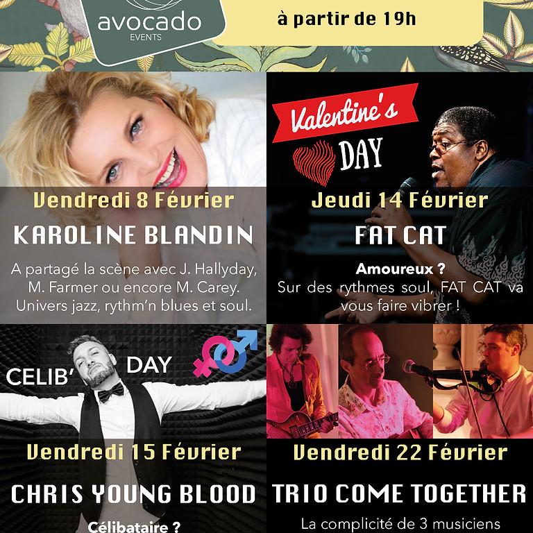 Votre mois de février par Avocado Events
